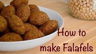 Easy Falafel Recipe - Vegan & Gluten Free -- Parisian Kitchen