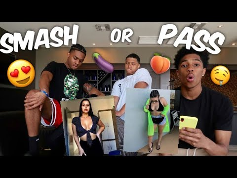 Oh these girls are bad!👀 SMASH OR PASS (SUBSCRIBER EDITION) Pt.3😍💕❤️