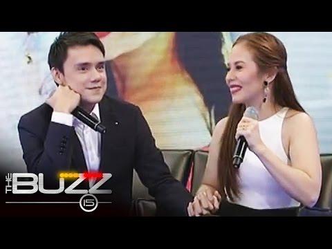 Patrick Garcia, Nikka Martinez Love Story Told On 'Buzz'