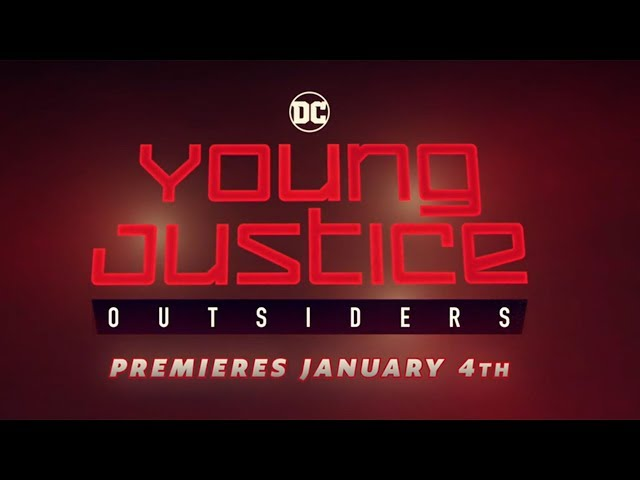 Young Justice: Outsiders - Teaser