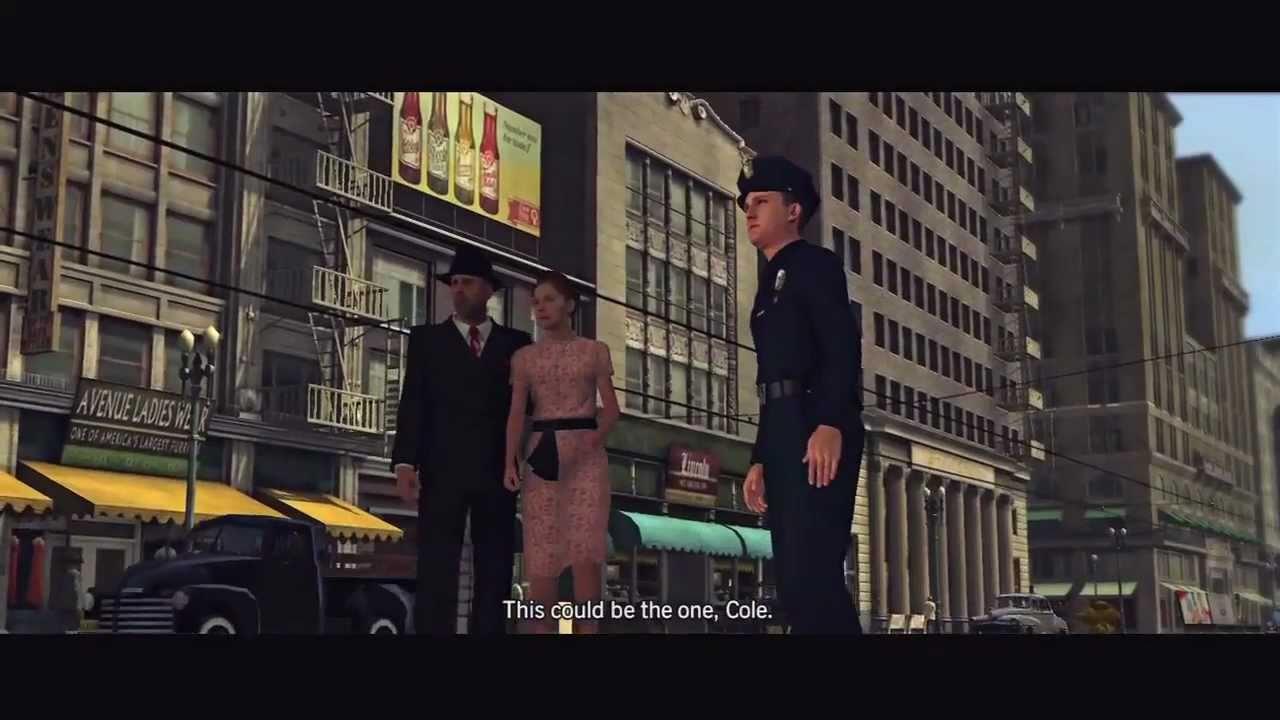 L.A. Noire: Walkthrough Case 3 & 4 [The Patrol Cases] Let's Play XBOX 360/PS3 (Gameplay/Com