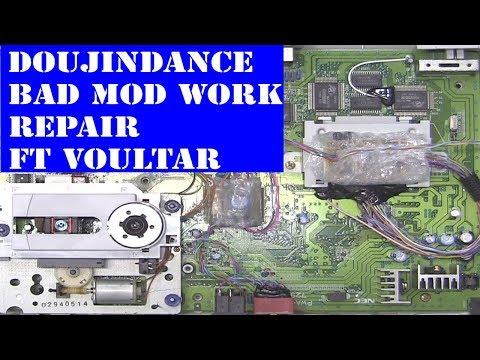 Bad Mod Work: Doujindance Duo RX repair FT Voultar