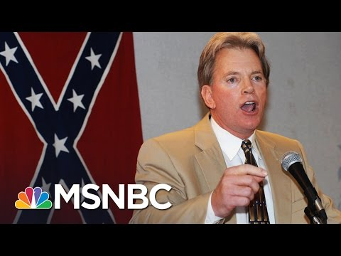 Why David Duke Matters | All In | MSNBC