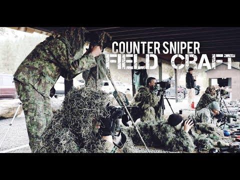 COUNTER SNIPER: FIELD CRAFT