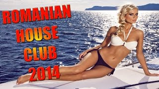 Romanian House Club Mix 2014 (DJ SHONE)
