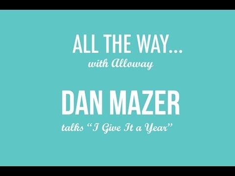 with Dan Mazer, WriterDirector of
