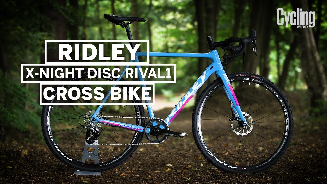 Ridley X-Night Disc Rival 1 | Cyclocross Special | Cycling ...