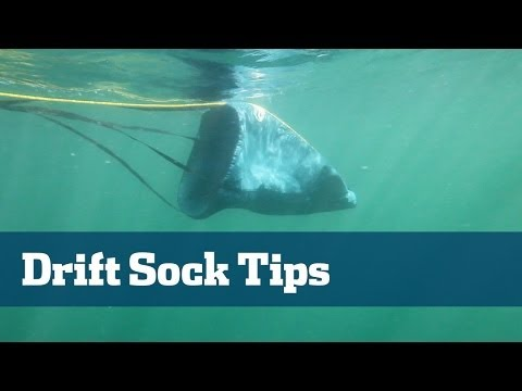 Sea Anchor Tips