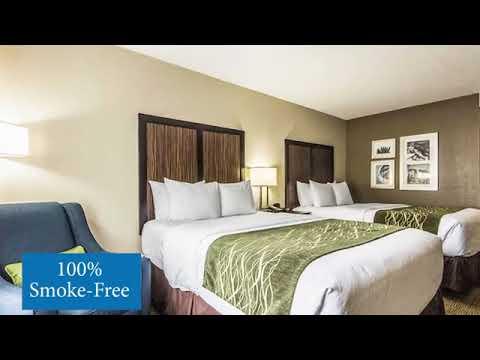 Comfort Inn Dallas Park Central Dallas Tx 75251 Youtube