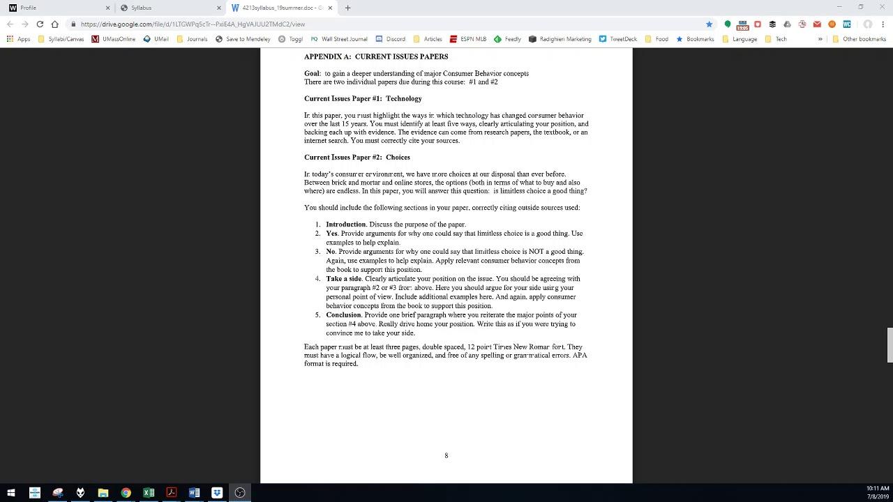 High school persuasive essay assignment