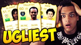 FIFA 15 - THE UGLIEST TEAM!! Thumbnail