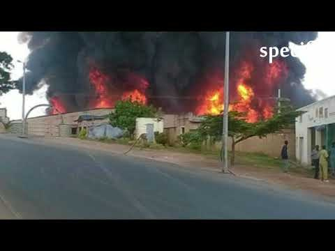 NIGERIA | Two dead, 37 injured in Nasarawa gas explosion