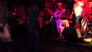 ALL NIGHT LONG Blues Band : Performing Jitterbug Swing , By