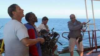 CAPTAIN PHILLIPS: B-Roll Footage