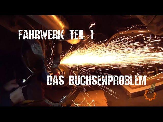 Del Slog #7 // Koni Eibach Fahrwerk // Buchsenproblem