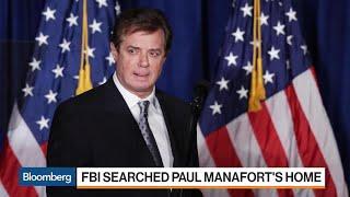 Paul Manafort's Role in Mueller's Russia Investigation
