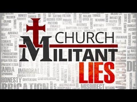 The Vortex — Church Militant Lies