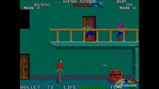 Namco Museum: 50th Anniversary PlayStation 2 Gameplay -