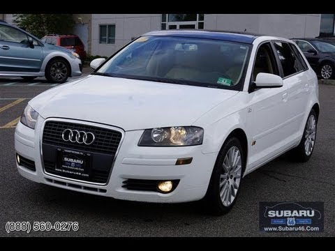 2007 audi a3 2 0t frontrak s tronic youtube. Black Bedroom Furniture Sets. Home Design Ideas