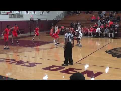 Peoria Central vs Normal Community High School Basketball