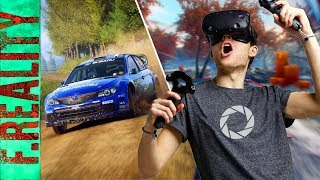 FReality Podcast - DiRT Rally 2.0 VR Launch, No Man's Sky Sale & FReality Origins Story  - Ep.101