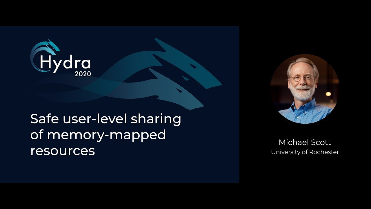 Safe user-level Sharing of Memory-mapped Resources