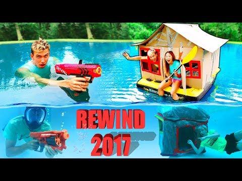 STEPHEN SHARER - YOUTUBE REWIND 2017!!