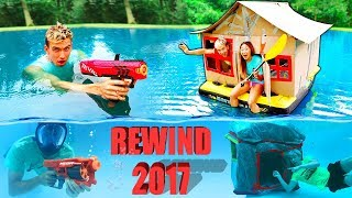 STEPHEN SHARER - YOUTUBE REWIND 2017!!