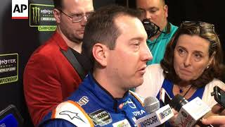 Kyle Busch Wants To Validate First NASCAR Title