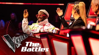 Watch all the highlights from week 1 of the Battles! | The Battles | The Voice UK 2020