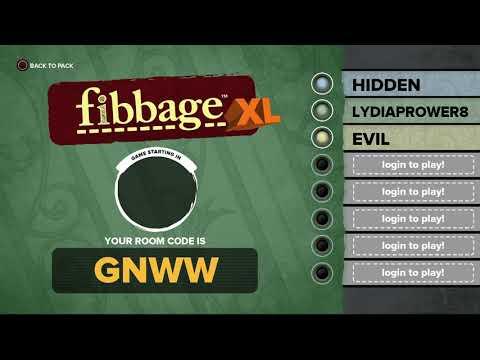 Fibbage XL: I'm Lovin' It |
