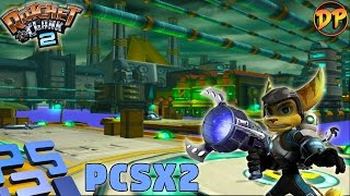 Ratchet & Clank 2 1080p@60fps PCSX2