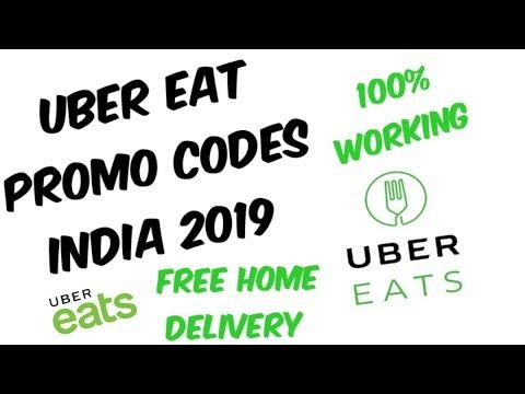 Uber Eats Promo Code India 2019   Uber Eats Latest Promo Code - YouTube