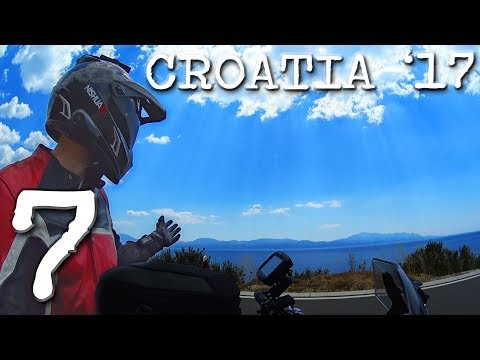 Croatia '17 #7 'Up The Coast to Zadar'