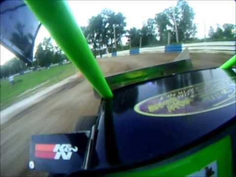 Starlite Speedway, 600 Micro Sprint Heat, 7/19/13
