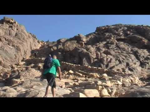 JOURNEY TO JEBEL MUSA - MOUNTAIN OF MOSES - MT SINAI - EGYPT