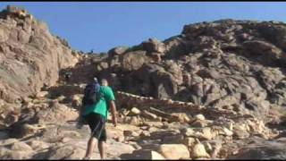 JOURNEY TO JEBEL MUSA - MOUNTAIN OF MOSES - MT SINAI - EGYPT