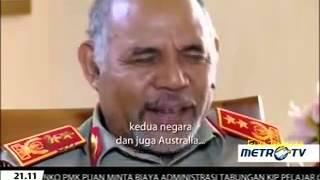 Pengakuan Mayjen Lere Anan Timor, Jenderal Yang Dulu Menyerang TNI Demi Timor Leste Merdeka