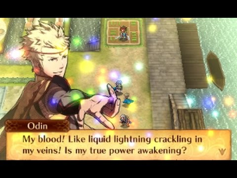 how to get odin in revelation