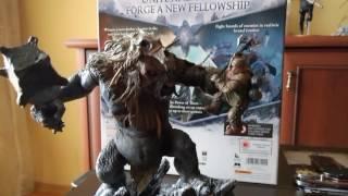 Распаковка игры; Властелин Колец: Война на Севере/Unboxing of Lord of the Rings: War in the North