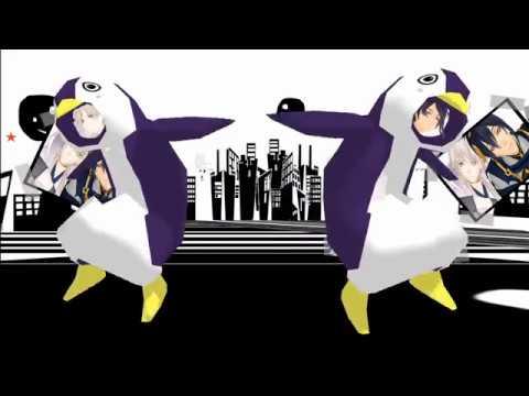 【MMD刀剣乱舞】ダンスロボットダンス【三日月宗近 鶴丸国永】