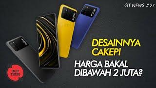 POCO M3 SIAP RILIS 24 NOVEMBER 2020! HARGA DIBAWAH 2 JUTA? GT NEWS #27 - GOSIP TEKNO INDONESIA