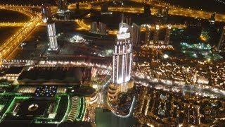 Dubai, Burj Khalifa, Sheikh Zayed Road, Dubai Creek, Burj al Arab, Gold souk.