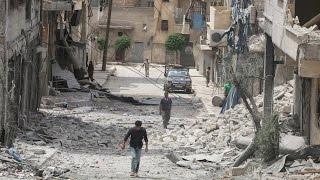 أخبار عربية   النظام يكثف النار ببردى بعد فشل