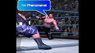 Aj Styles في WWE سماكدوون! هنا يأتي الألم || يتحرك بالتشطيب