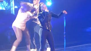 """Janet Jackson """"What About"""" Live at Prudential Center Newark Nj 11/19/2017"""