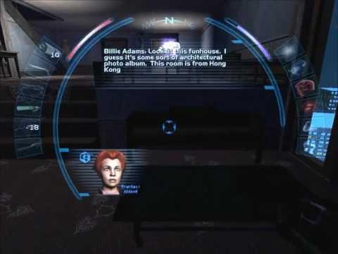 Let's Play Deus Ex: Invisible War 14: JC Denton's Sanctuary
