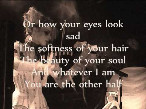 Emilie Autumn - If You Could Only Know - Poem