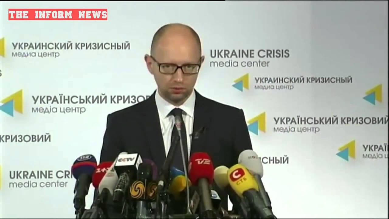 Reptilian TV Mindcontrol - 4D Hologram Fake: Arseny Yatsenyuk