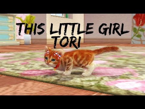 x This Little Girl - Tori x | Nintendogs + Cats MV | Melissa Snowblanket